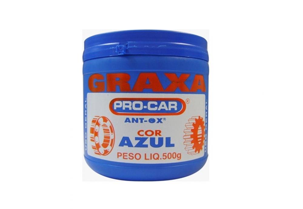 imagem Graxa Azul ANT-OX